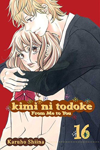 KIMI NI TODOKE GN VOL 16 FROM ME TO YOU (C: 1-0-0)