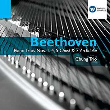 Beethoven: Piano Trios Opp.1 No.1,11,70, No.1 & 97