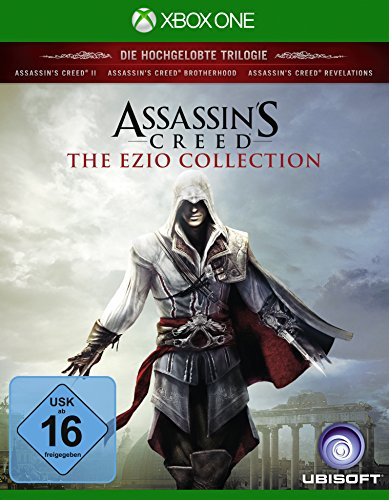 Assassin's Creed Ezio Collection [Importación Alemana]