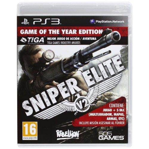 Sniper Elite V2 - Game Of The Year