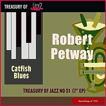 Catfish Blues - Treasury Of Jazz No. 51 (Recordings of 1941)