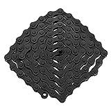 Riscko 008sml Cadena Bicicleta Personalizada Fixie Tallas S-m-l-l Urb Negro