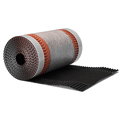 Firstrolle 310mm x 5m anthrazit Gratrolle Firstband Dach Rollfirst Rollgrat