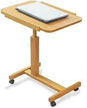 Volledig verstelbaar bed En Stoel Tafel, Mobile Stand Up Desk/hoogte verstelbaar Computer Work Station Rolling Presentatie...
