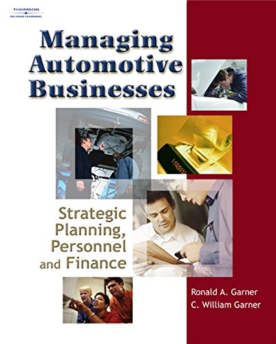 Managing Automotive Businesses: Strategic Planning,...