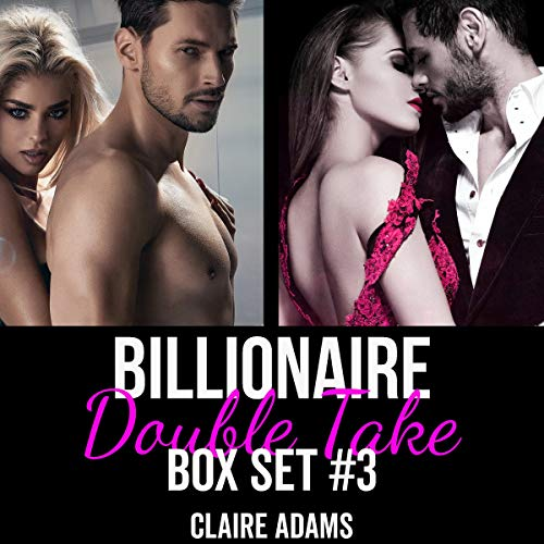 Billionaire Double Take Box Set 3 cover art