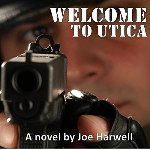 Welcome to Utica audiobook cover art
