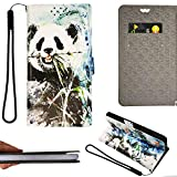 HUAYIJIE Flip Case for Blu View 2 B130dl Cover PU Leather + Silicone Ring case Fixed XM
