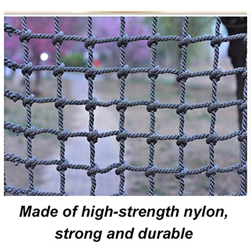 Best Prices! LYRFHW Stair Safety Nets Outdoor Training Development Protection Net Balcony Rope Netti...