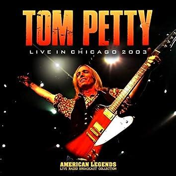TOM PETTY - LIVE 2003