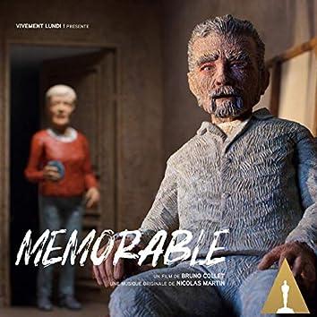 MEMORABLE (Original Motion Picture Soundtrack)