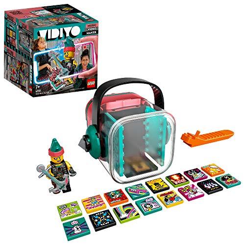 LEGO43103VIDIYOPunkPirateBeatboxMusicVideoMakerMusikSpielzeugfürKinder,ARAppSetmitPiratenMinifigur