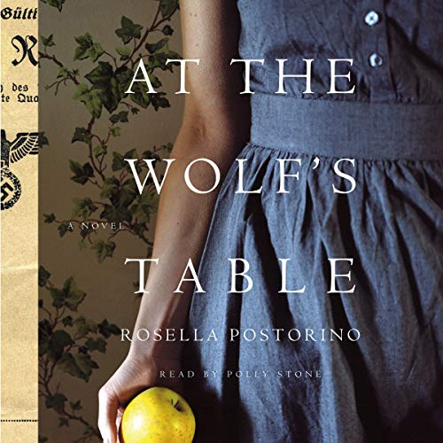 Couverture de At the Wolf's Table