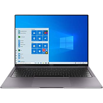 Huawei MateBook X Pro 2020 Laptop, Touchscreen FullView Ultrabook da 13.9 Pollici, Intel i7 10510U, 16 GB RAM, 1 TB SSD, NVIDIA GeForce MX250, Huawei Share, Windows 10 Home, Grigio