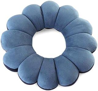 AuCatStore(TM) Total Pillow Travel Twist Neck Back Head Pillow Cushion Release Pressure Comfort