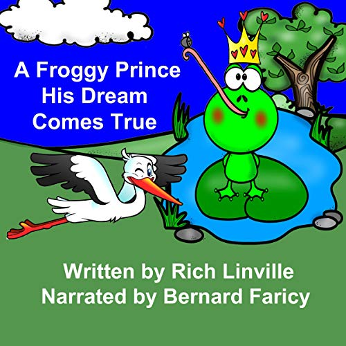 A Froggy Prince cover art