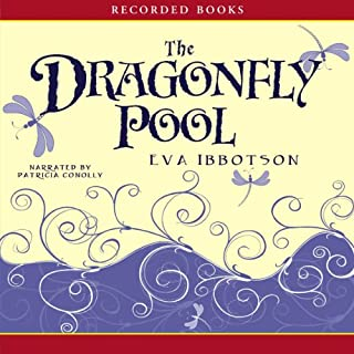 Dragonfly Pool audiobook cover art