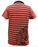 処分 SCOLAR スカラー ポロシャツ 152337-15 レッド