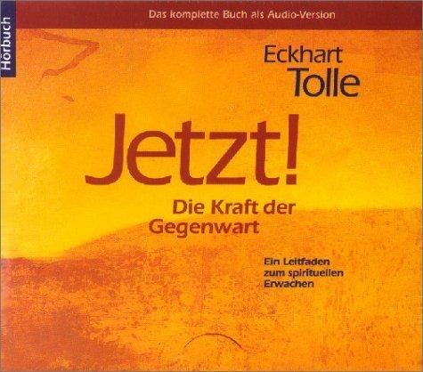 Jetzt. Die Kraft der Gegenwart. 8 CDs. von Tolle. Eckhart (2003) Audio CD
