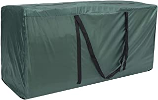 dDanke Green Furniture Cushions Storage Bag Large Capacity Bag with Zipper Handles for Pillow Cushion Quilt Storage (45.67...