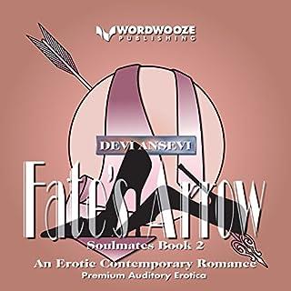 Fate's Arrow audiobook cover art