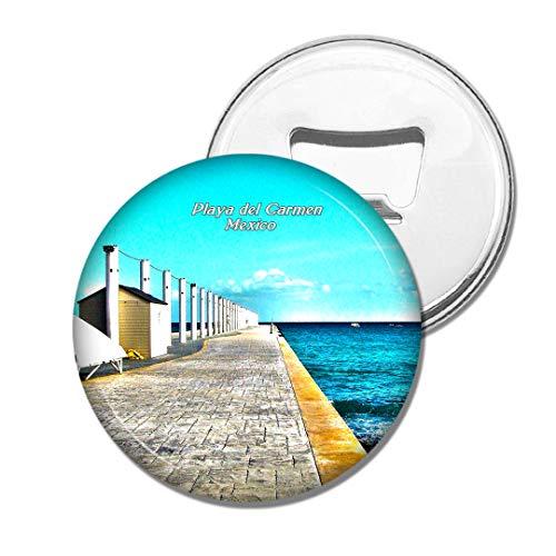 Weekino Mexiko Playa del Carmen Bier Flaschenöffner Kühlschrank Magnet Metall Souvenir Reise Gift