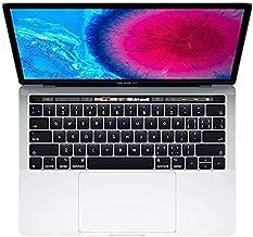 "Apple MacBook Pro 13.3"" (i5-7360u 2.3ghz 8gb 256gb SSD) QWERTY U.S Teclado MPXQ2LL/A Mitad 2017 Gris Espacial (Reacondicio..."
