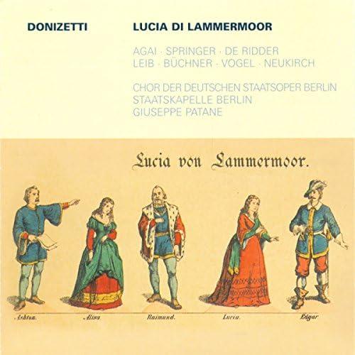 Giuseppe Patané, Berlin Staatskapelle & German Staatsoper Berlin Choir