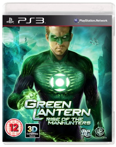 Green Lantern: Rise of the Manhunters (PS3) [Edizione: Regno Unito]