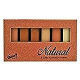 Gloss - caja de maquillaje, caja de regalo para mujeres - Paleta natural del maquillaje de la manera - 8pcs