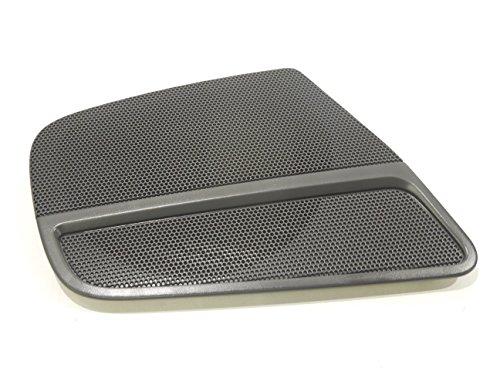 Audi A4 B8 Rear OS Right Door Speaker Cover Grill Zwart Nieuw