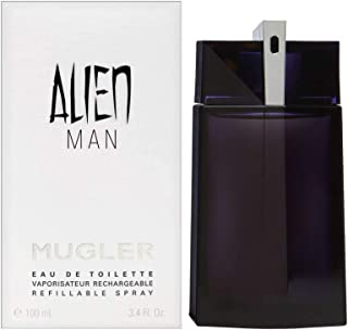Thierry Mugler Alien Man Eau de Toilette en spray (recargable) 100 ml
