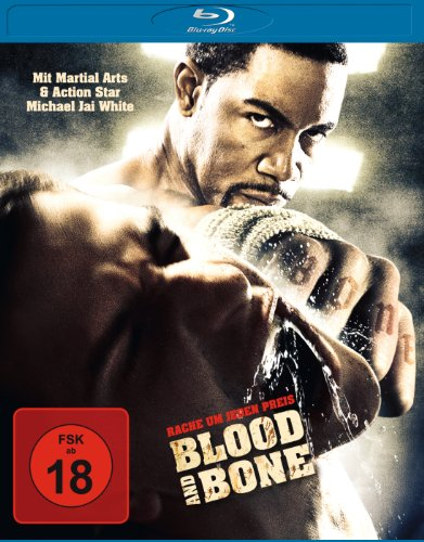 Blood and Bone - Rache um jeden Preis [Blu-ray]