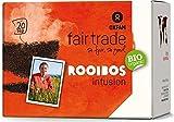 TÉ ROOIBOS INFUSION FAIR TRADE BIO (20 x 1,5 g) 30 g - OXFAM
