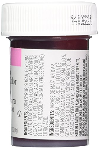 Wilton 331494 Icing Colors 1 Ounce-Pink