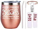 Good Friends are like Stars, Best friends Gift Ideas, Good Gifts for Best Friends, Gifts for Good Friends, Best Friends are like Stars, Good Friend Gifts for Women, Best Friend Keychains and Bracelets