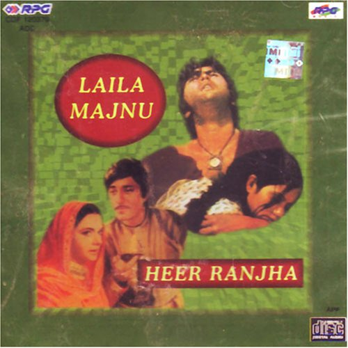 Laila majun and heer ranjha