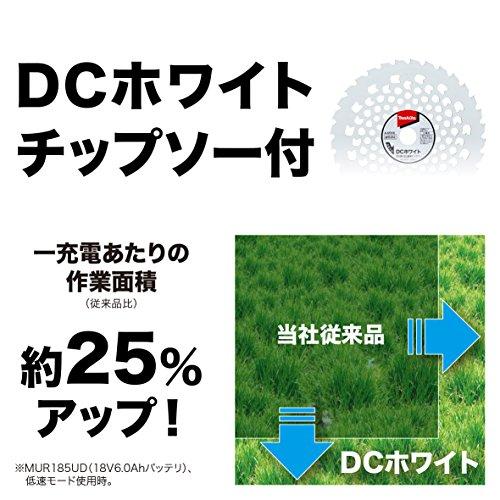 マキタ 充電式草刈機 14.4Vバッテリ 充電器別売 MUR144UDZ