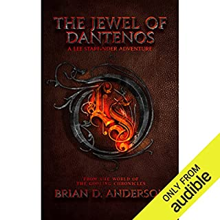 The Jewel of Dantenos audiobook cover art