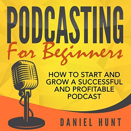『Podcasting for Beginners』のカバーアート