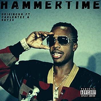 Hammertime (feat. Keyzo & Carlentez)