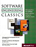 Software Engineering Classics: Software Project Survival Guide/ Debugging the Development Process/ Dynamics of Software Development (Programming/General)