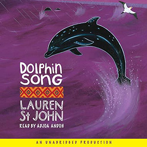 Dolphin Song audiobook cover art