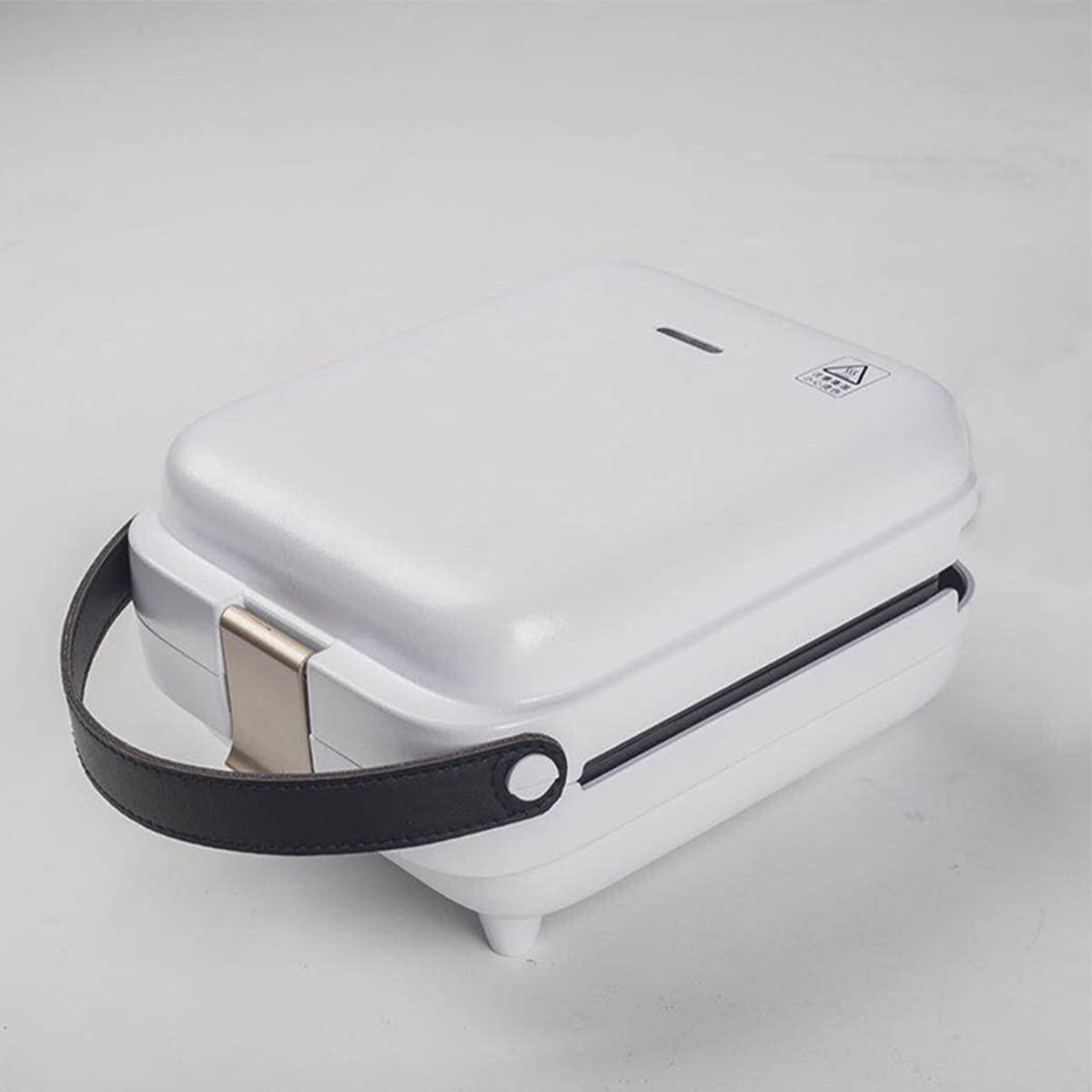 LJT Three-in-one Max Japan's largest assortment 57% OFF Sandwich Waffle Maker Portable Non-Stic Cooking