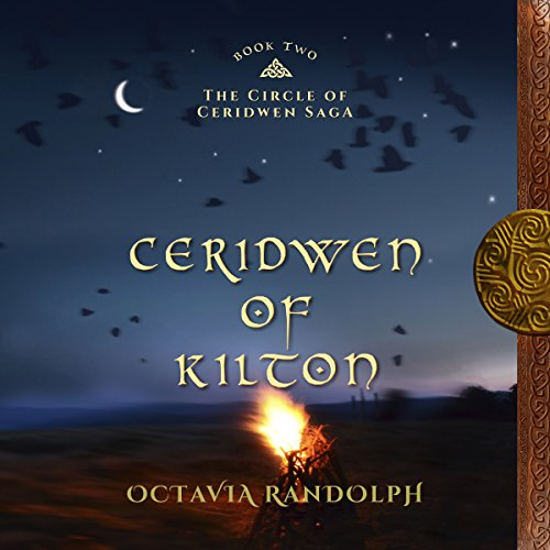 Ceridwen of Kilton audiobook cover art