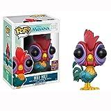 YYBB Figura Pop!Regalos Convención Moana Hei Hei SDCC Verano Exclusivo Vinilo Figura Kid Animación de Colección de Juguete Modelo de 3.9 Pulgadas Figurines