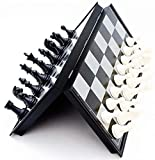 Ajedrez para tablero harry potter viaje Juego de ajedrez Magnético Plegable Ajedrez Portátil Magnet Junta de ajedrez Juguetes para niños Juegos de entretenimiento Juego de ajedrez para niños LPRE