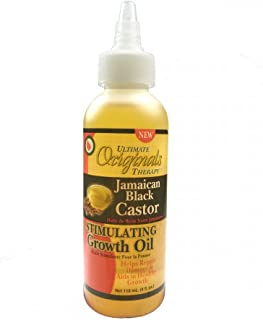 Afrika's beste ultieme originelen die Jamaicaanse zwarte castorolie 118ml stimuleren