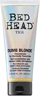 BED HEAD Dumb Blonde Conditioner For Natural Blonde or Chemically Treated Hair 200ml