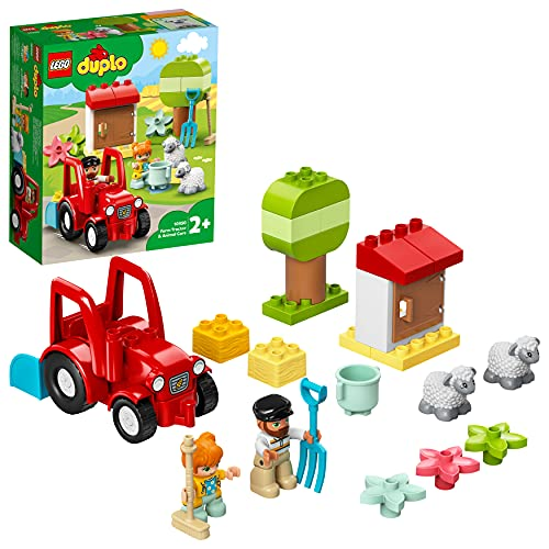 LEGO10950DuploTractoryAnimalesdelaGranjaJugueteparaNiños...